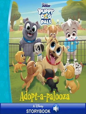 cover image of Adopt-a-palooza