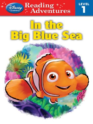 cover image of In the Big Blue Sea