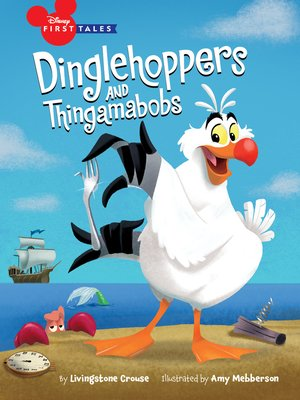 cover image of Dinglehoppers and Thingamabobs