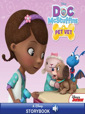 cover image of Pet Vet