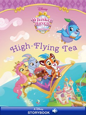 cover image of High-Flying Tea