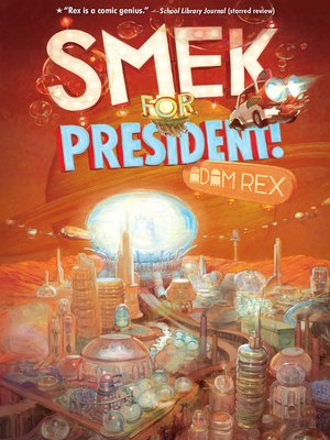 cover image of Smek for President