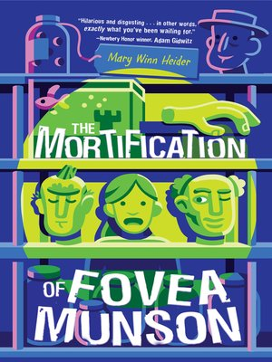 cover image of The Mortification of Fovea Munson