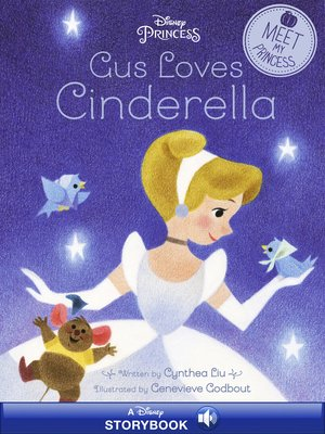 cover image of Gus Loves Cinderella