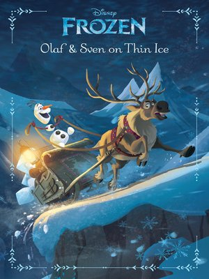 cover image of Olaf & Sven on Thin Ice