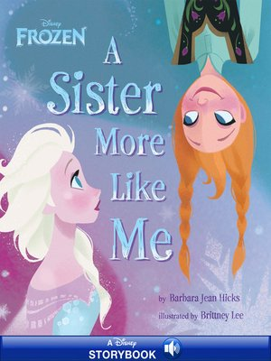 cover image of A Sister More Like Me