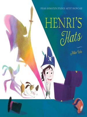 cover image of Henri's Hats