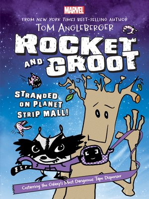 cover image of Rocket and Groot