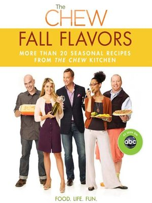cover image of Fall Flavors