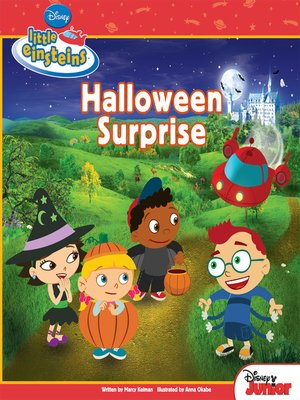 cover image of Halloween Surprise