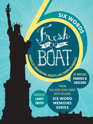 cover image of Six Words Fresh Off the Boat