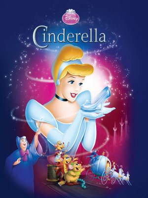 cover image of Cinderella Movie Storybook
