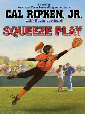 cover image of Squeeze Play