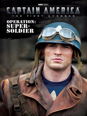 cover image of Operation: Super-Soldier