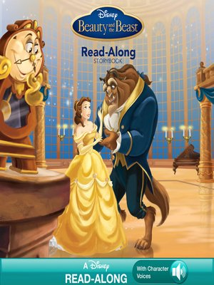 cover image of Beauty and the Beast Read-Along Storybook