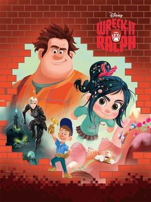 cover image of Wreck-It Ralph Movie Storybook