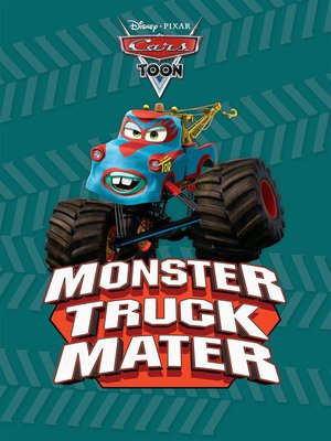cover image of Monster Truck Mater