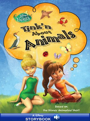 cover image of Tink'n About Animals