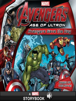 cover image of Marvel's Avengers