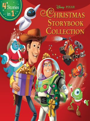 cover image of Disney-Pixar Christmas Storybook Collection