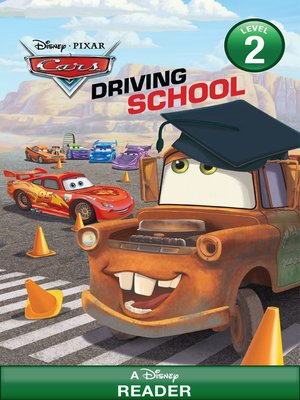 cover image of Driving School: A Disney Reader (Level 2)
