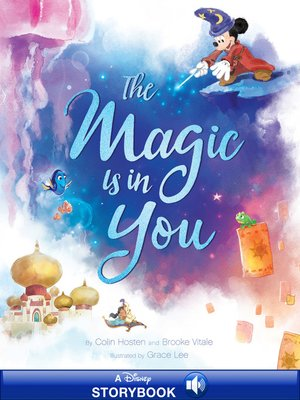cover image of The Magic is in You