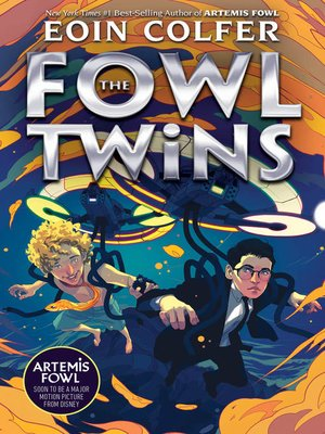 cover image of The Fowl Twins