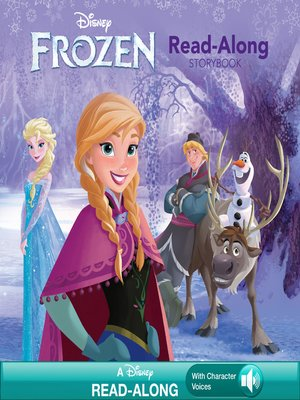 cover image of Frozen Read-Along Storybook