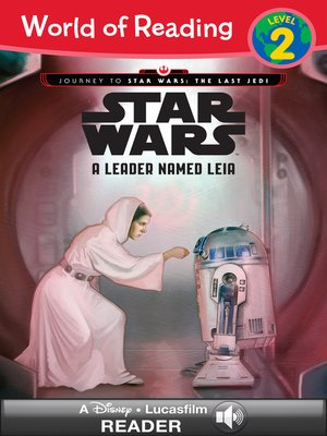 cover image of A Leader Named Leia