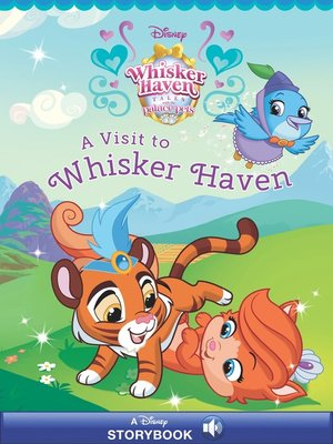 cover image of A Visit to Whisker Haven: A Disney Read-Along
