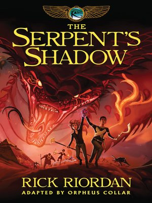 cover image of Serpent's Shadow