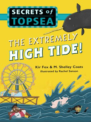 cover image of The Extremely High Tide!
