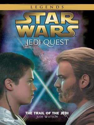 cover image of The Trail of the Jedi