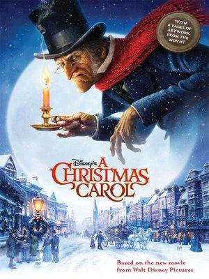 cover image of A Disney's Christmas Carol