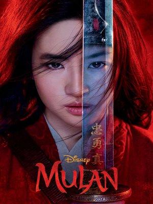 cover image of Mulan Live Action Novelization
