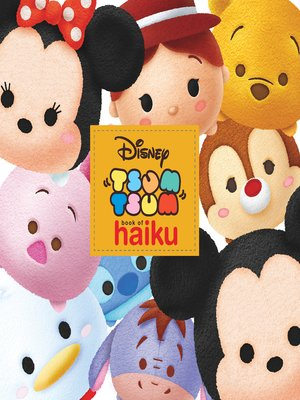 cover image of Tsum Tsum Book of Haiku