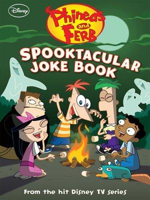 cover image of Spooktacular Joke Book
