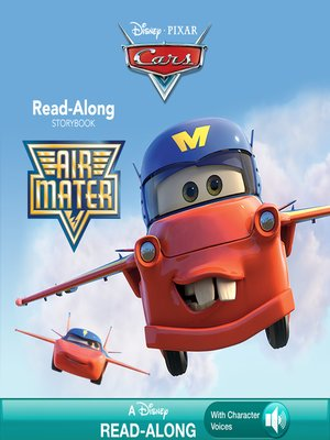 cover image of Air Mater Read-Along Storybook
