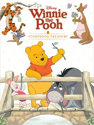 cover image of Winnie the Pooh Storybook Treasury