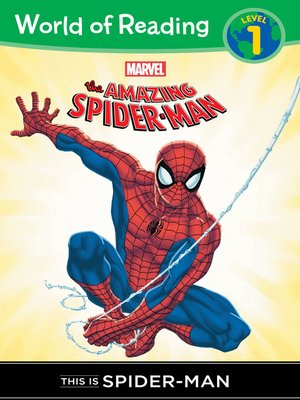 cover image of This is Spider-Man (Level 1 Reader)