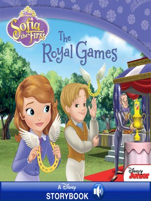 cover image of The Royal Games