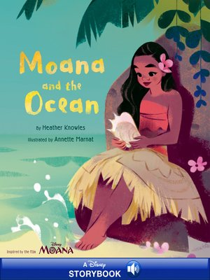 cover image of Moana and the Ocean