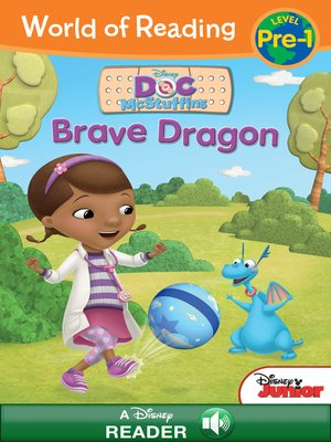 cover image of Brave Dragon