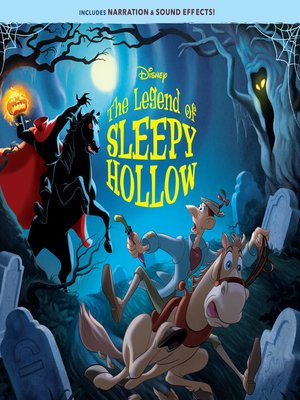 cover image of The Legend of Sleepy Hollow Book