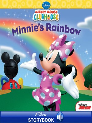 cover image of Minnie's Rainbow