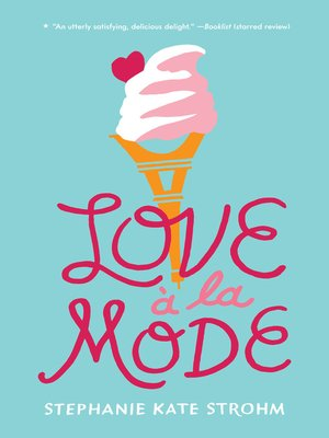 cover image of Love à la Mode