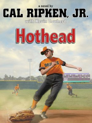 cover image of Hothead