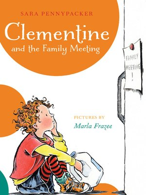 cover image of Clementine and the Family Meeting