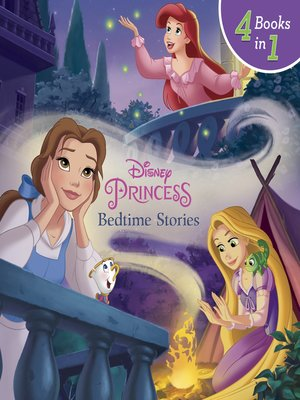 cover image of Princess Bedtime Stories