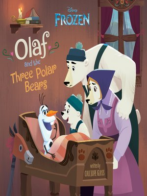 cover image of Olaf and the Three Polar Bears